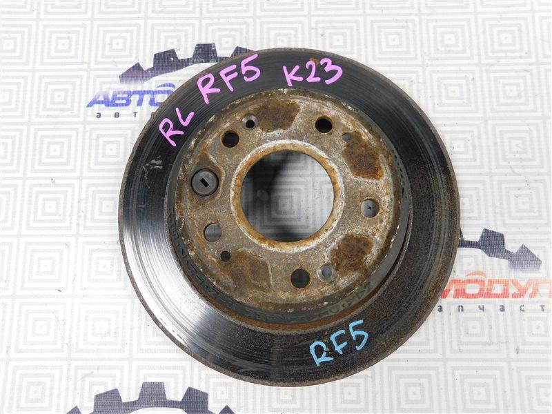 Диск тормозной Honda Step Wagon RF3 K20A задний