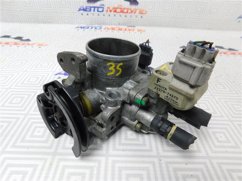 Дроссельная заслонка Toyota Carina Ed ST200 3S-FE