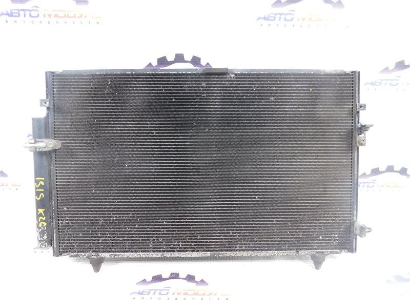 Радиатор кондиционера Toyota Isis ANM10-0090831 1AZ-FSE 2007