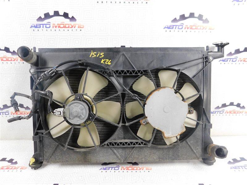 Радиатор основной Toyota Isis ANM10-0090831 1AZ-FSE 2007