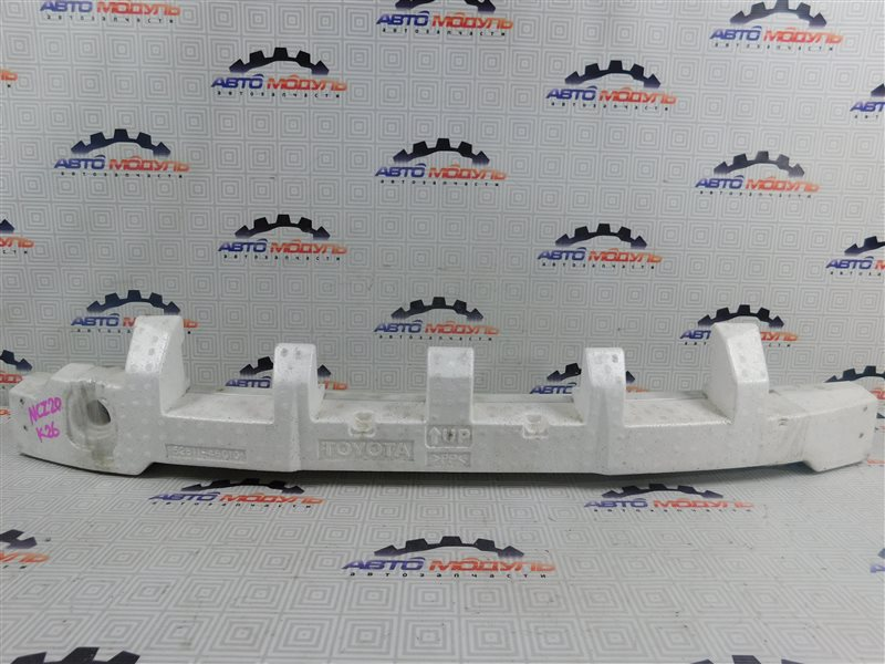 Усилитель бампера Toyota Raum NCZ20-0132878 1NZ-FE 2009 передний