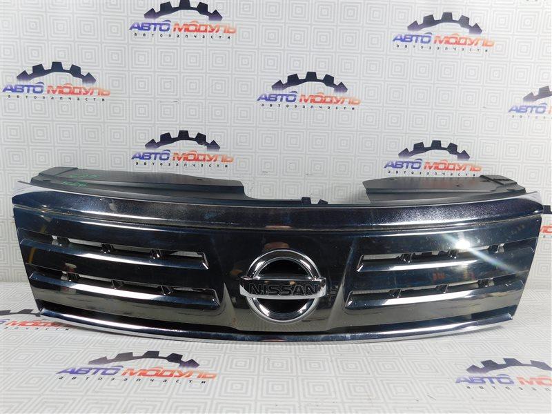 Решетка радиатора Nissan Serena C25 MR20-DE