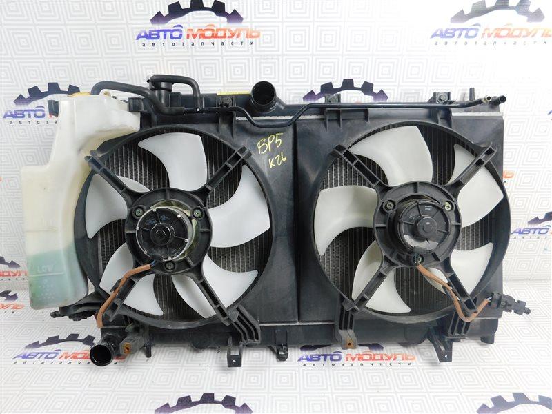 Радиатор основной Subaru Legacy BP5-087167 EJ20X 2005
