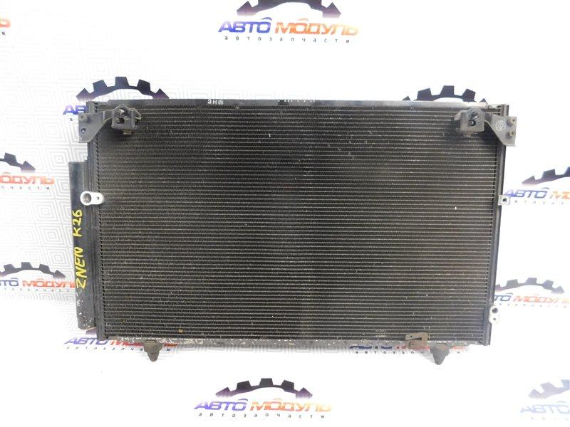 Радиатор кондиционера Toyota Wish ANE10 1ZZ-FE 2004