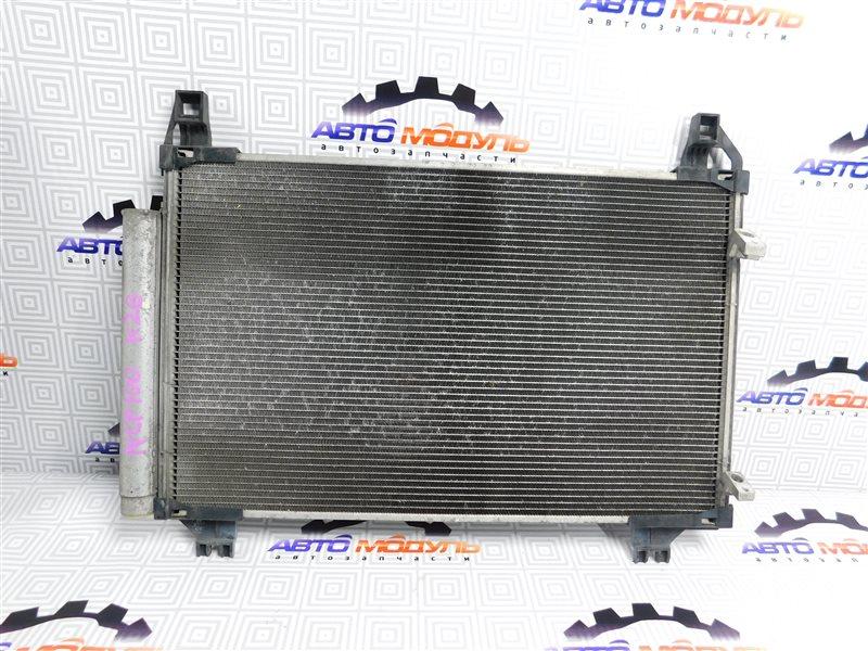 Радиатор кондиционера Toyota Ractis NCP100-0061273 1NZ-FE 2006