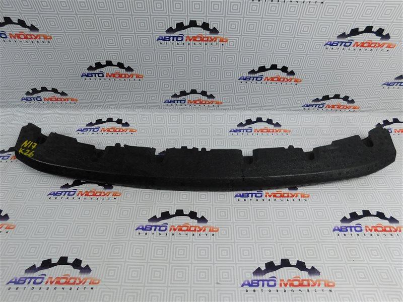 Усилитель бампера Nissan Latio N17-001657 HR12-DE 2012 передний