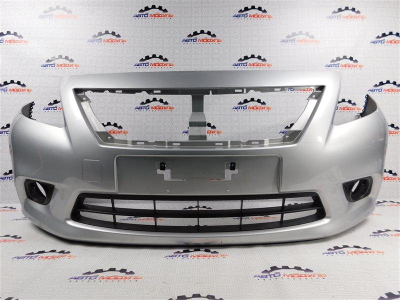 Бампер Nissan Latio N17-001657 HR12-DE 2012 передний