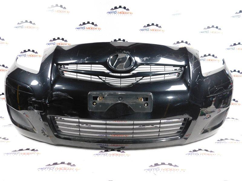 Бампер Toyota Vitz NCP95 2SZ-FE 2009 передний