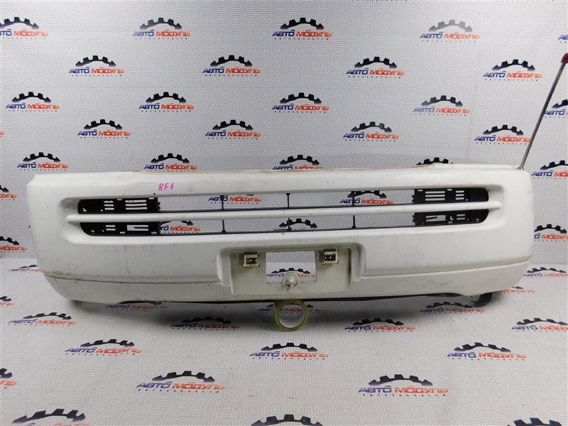 Бампер Honda Step Wagon RF1 B20B передний