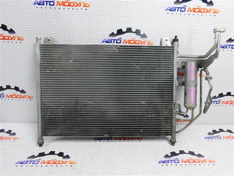 Радиатор кондиционера Mazda Demio DE3FS-144742 ZJ-VEM 2008
