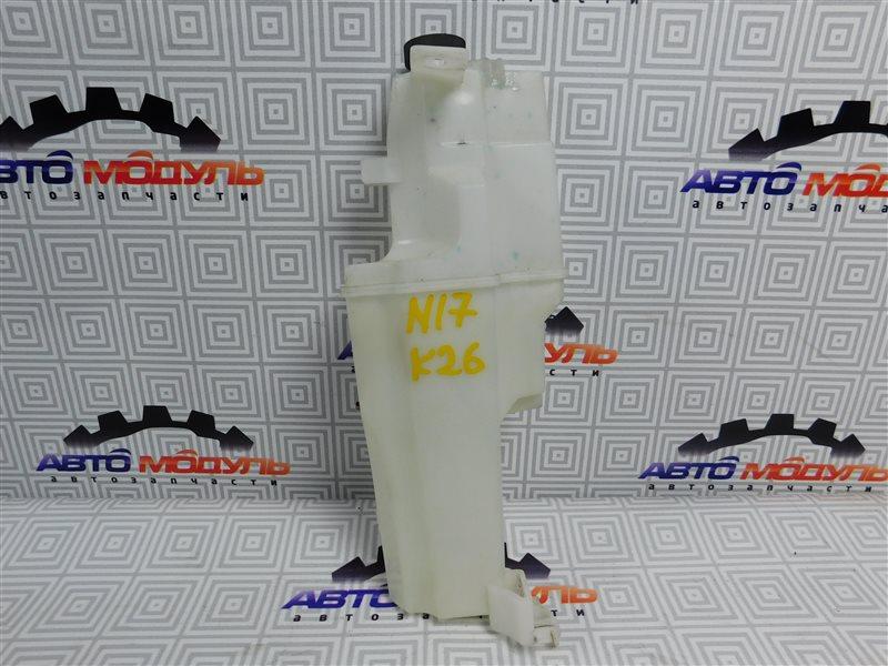 Бачок расширительный Nissan Latio N17-001657 HR12-DE 2012