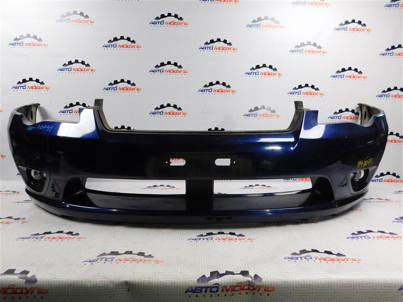 Бампер Subaru Legacy BP5 передний