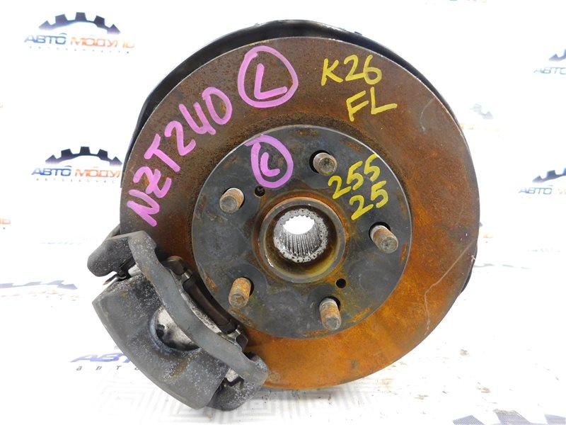 Диск тормозной Toyota Allion NZT240-0067585 1NZ-FE передний