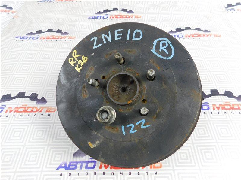 Ступица Toyota Wish ZNE10 задняя правая
