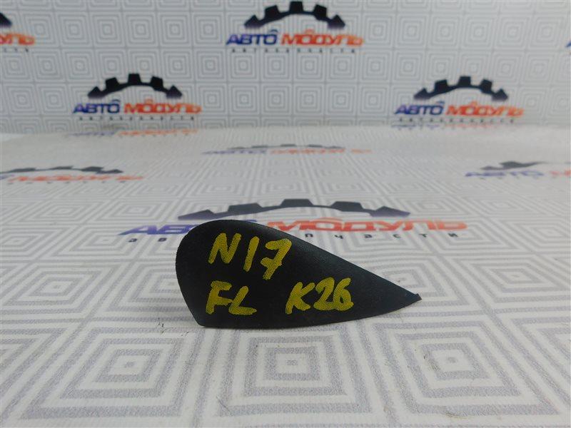 Уголок крыла Nissan Latio N17-001657 HR12-DE 2012 передний левый
