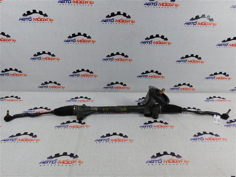 Рейка рулевая Nissan Latio N17-001657 HR12-DE 2012