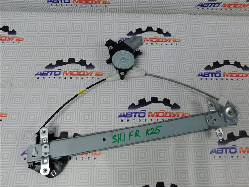Стеклоподъемник Subaru Forester SHJ-018018 FB20 2011 передний правый