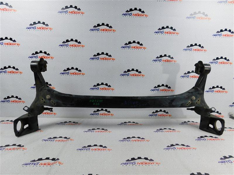 Балка подвески Toyota Allion NZT240-0067585 1NZ-FE задняя
