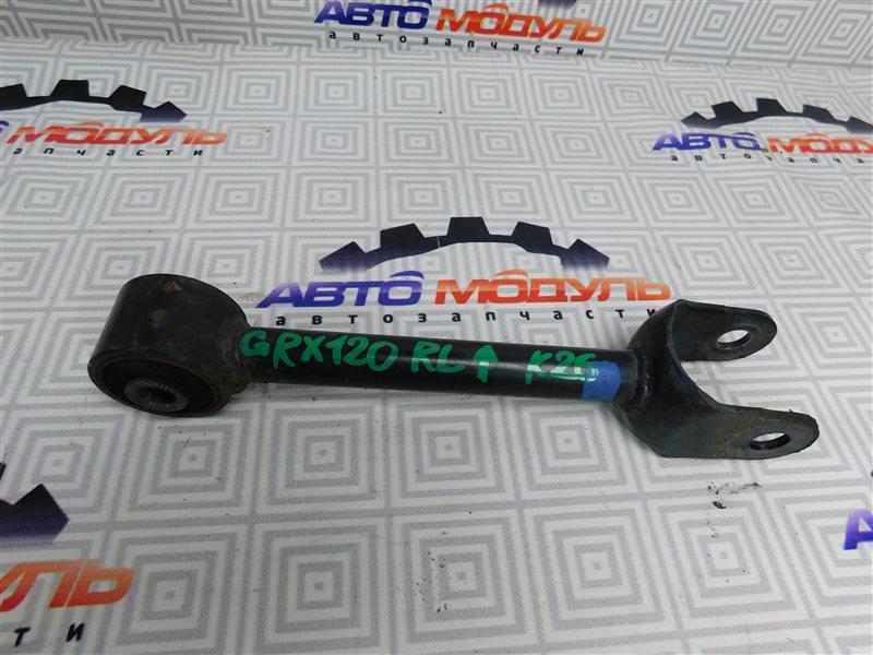 Рычаг Toyota Crown GRS180-0002649 4GR-FSE 2004 задний левый верхний