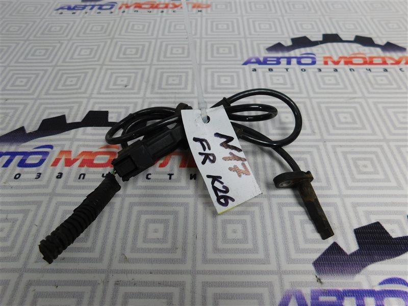 Датчик abs Nissan Latio N17-001657 HR12-DE 2012 передний правый