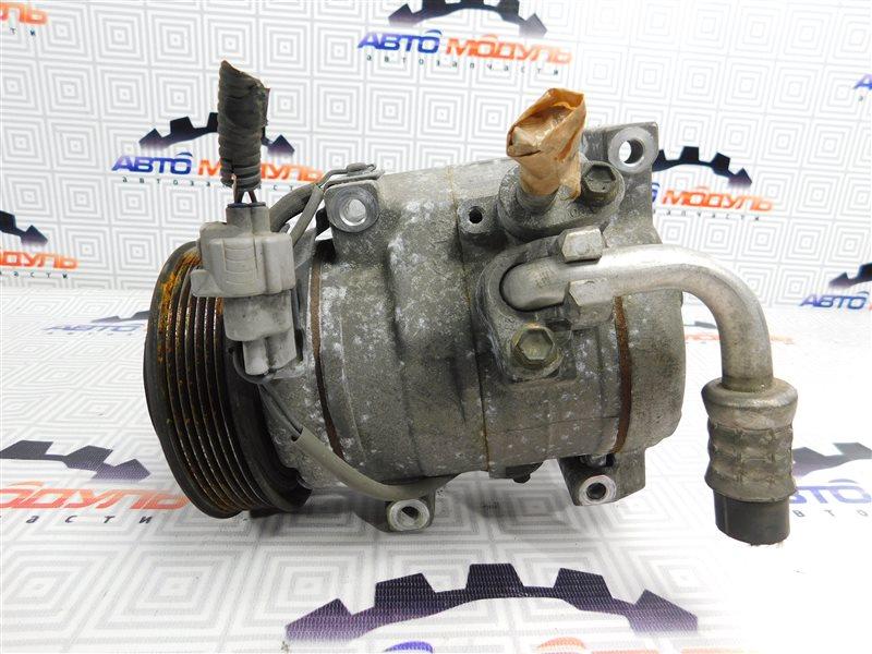 Компрессор кондиционера Toyota Alphard ANH10 2AZ-FE