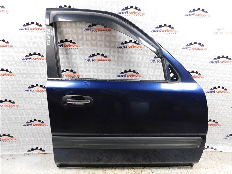 Дверь Honda Cr-V RD1-1077764 B20B передняя правая