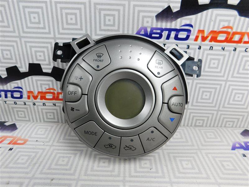Блок управления климат-контролем Nissan Latio N17-001657 HR12-DE 2012