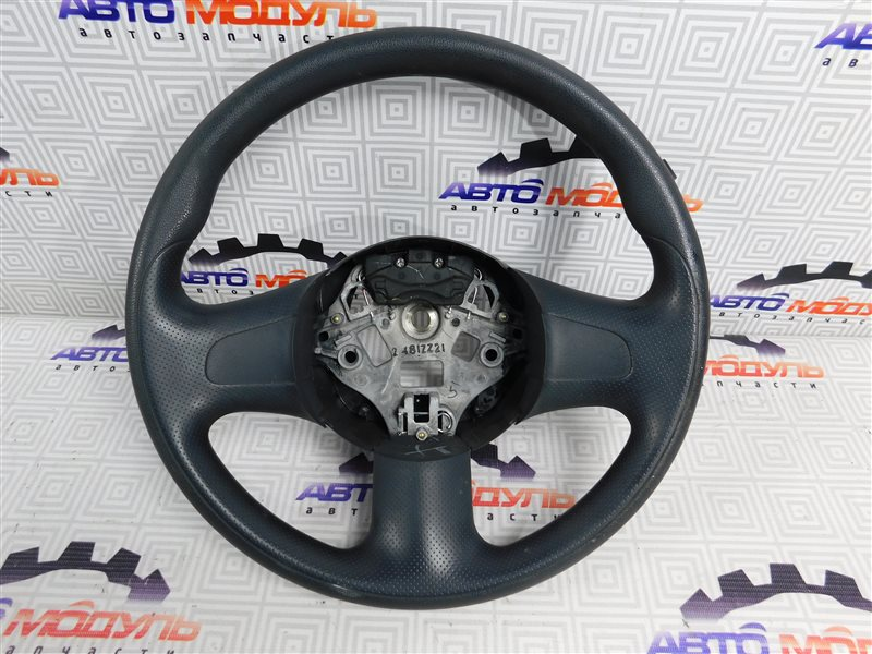 Руль Nissan Latio N17-001657 HR12-DE 2012