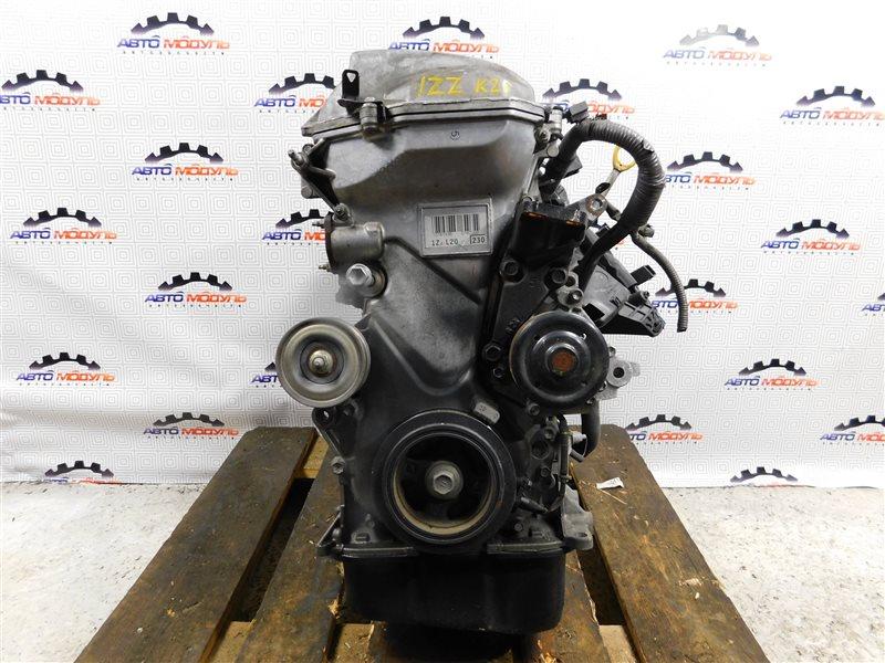 Двигатель Toyota Wish ZNE10-0390919 1ZZ-FE 2007