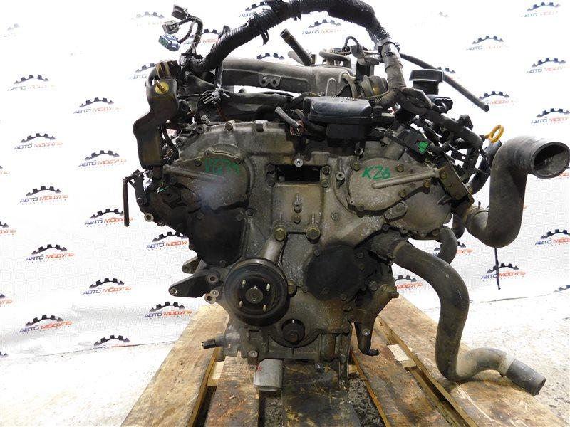 Двигатель Nissan Elgrand E51 VQ35-DE