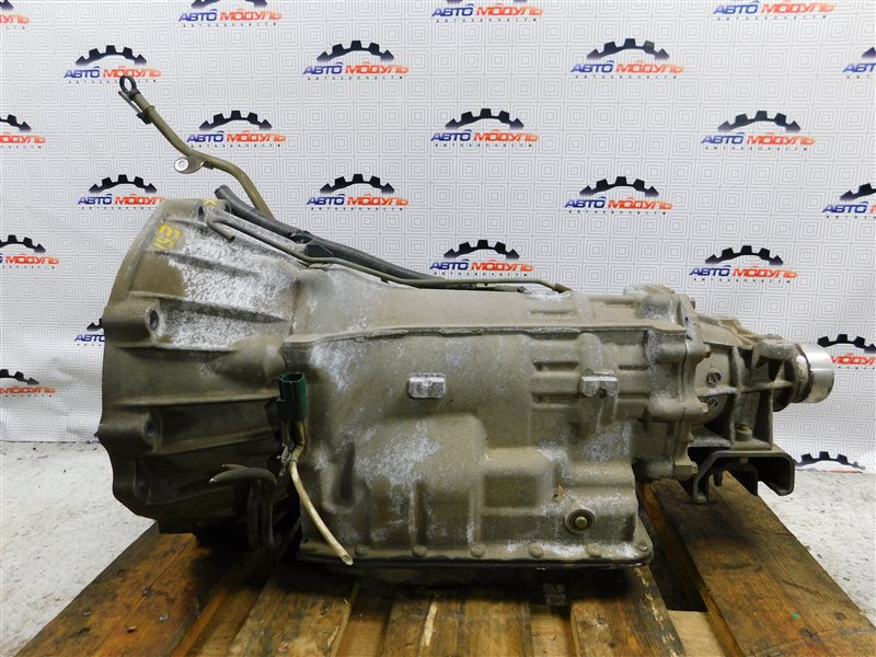 Акпп Nissan Elgrand E51 VQ35-DE