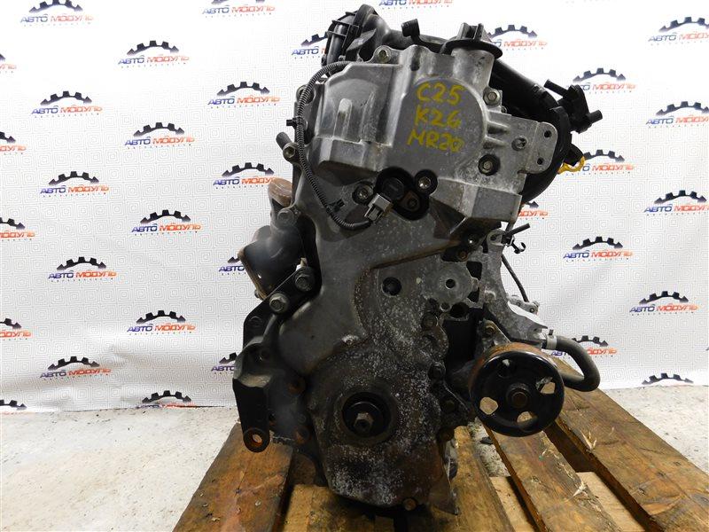Двигатель Nissan Serena C25 MR20-DE