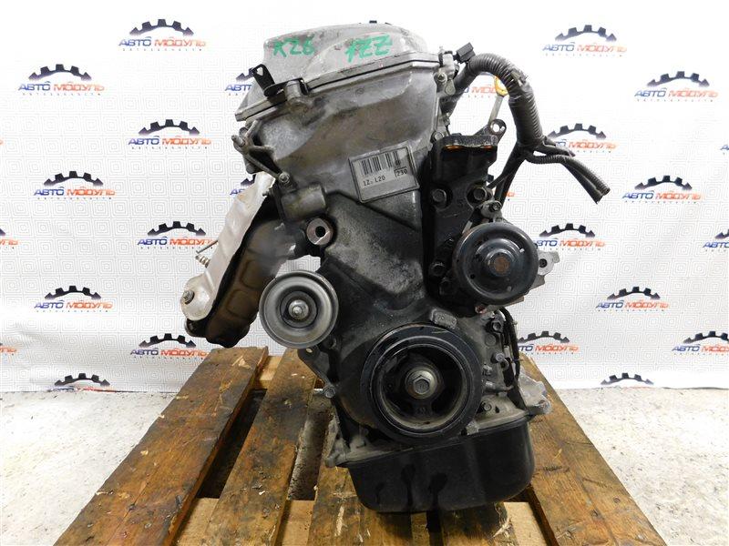 Двигатель Toyota Wish ZNE10-0141042 1ZZ-FE 2004