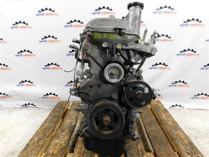 Двигатель Mazda Demio DE3FS-144742 ZJ-VE 2008