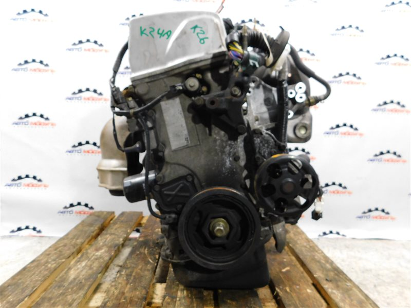 Двигатель Honda Elysion RR1 K24A