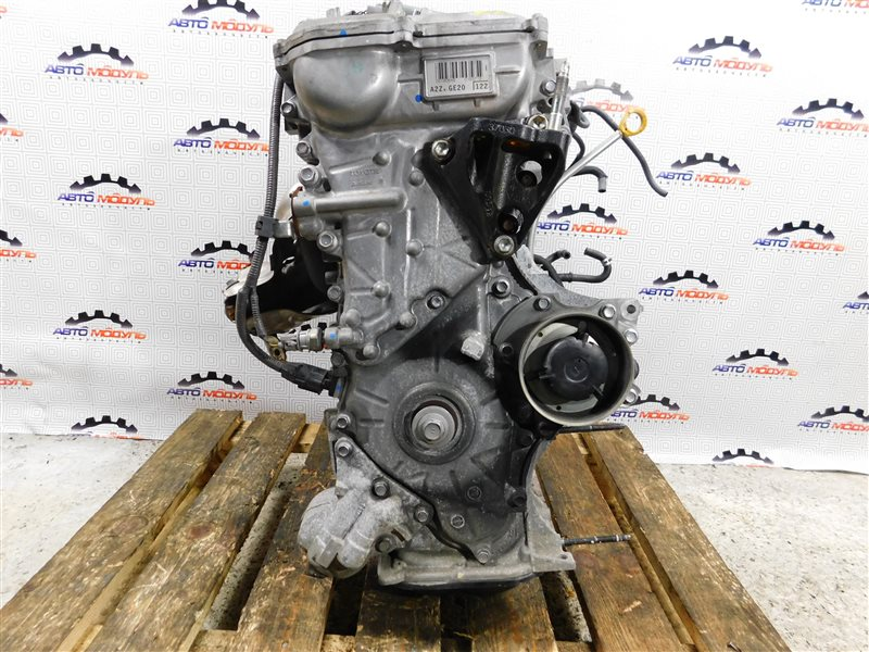 Двигатель Toyota Wish ZGE20 2ZR-FAE