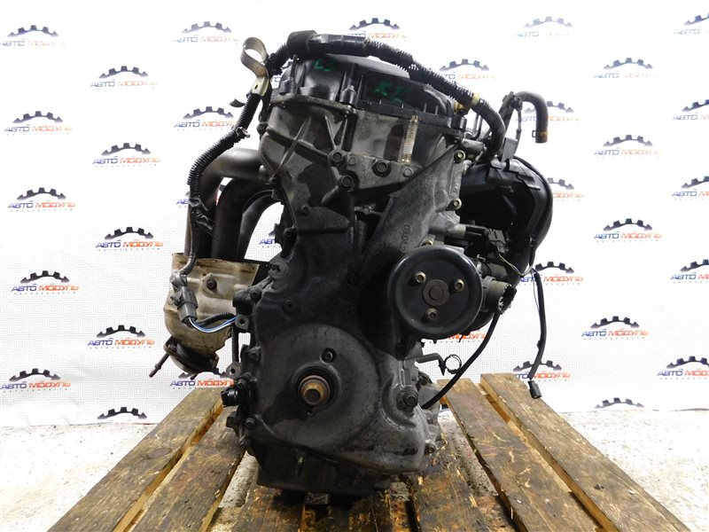 Двигатель Mazda Mpv LW3W L3