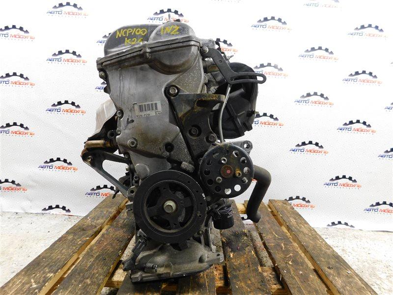 Двигатель Toyota Ractis NCP100-0061273 1NZ-FE 2006