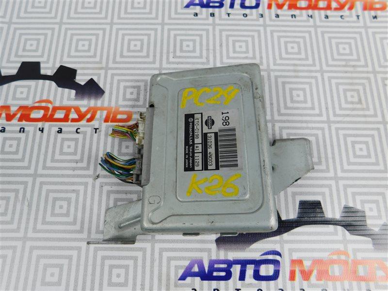 Блок управления акпп Nissan Serena PC24 SR20-DE