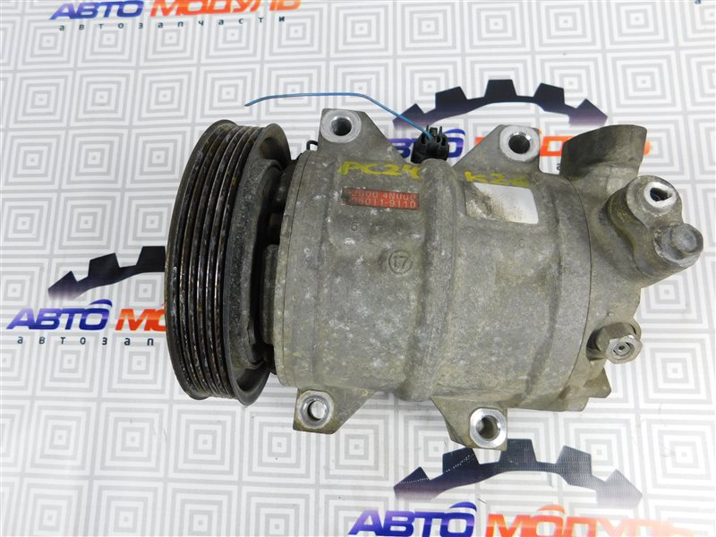 Компрессор кондиционера Nissan Serena PC24 SR20-DE