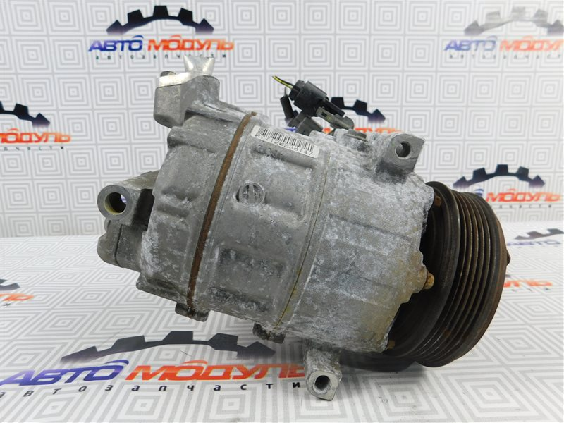Компрессор кондиционера Nissan Serena C25 MR20-DE