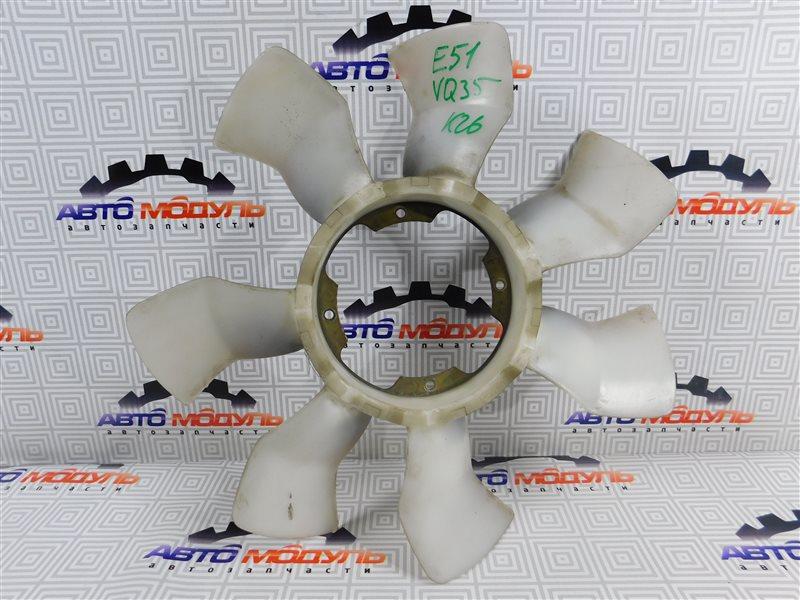 Крыльчатка вентилятора Nissan Elgrand E51 VQ35-DE