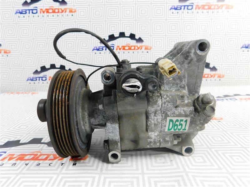 Компрессор кондиционера Mazda Demio DE3FS-144742 ZJ-VEM 2008