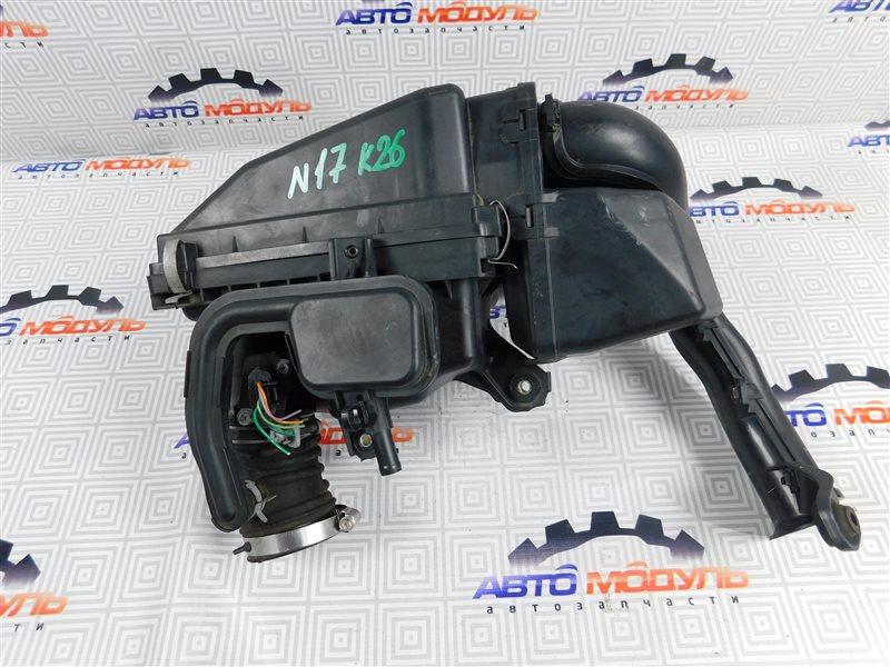 Корпус воздушного фильтра Nissan Latio N17-001657 HR12-DE 2012