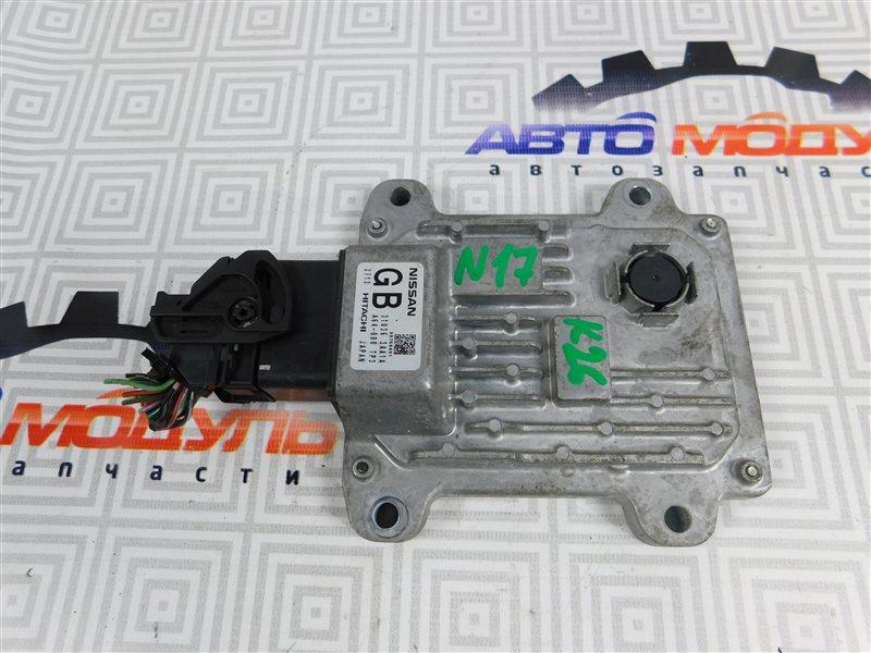 Блок управления акпп Nissan Latio N17-001657 HR12-DE 2012