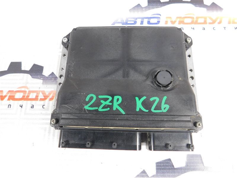 Компьютер двс Toyota Wish ZGE20 2ZR