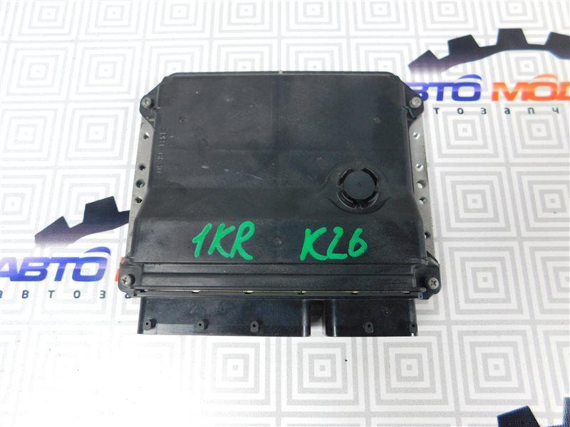 Компьютер двс Toyota Vitz KSP90 1KR-FE
