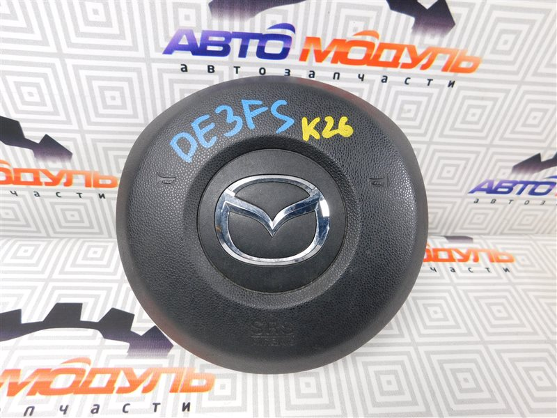 Airbag на руль Mazda Demio DE3FS-144742 ZJ-VEM 2008