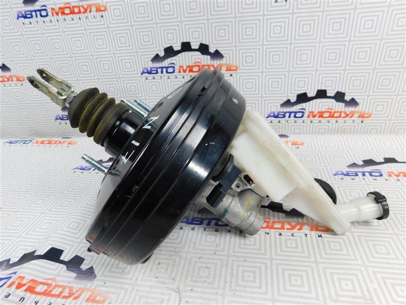 Главный тормозной цилиндр Nissan Latio N17-001657 HR12-DE 2012