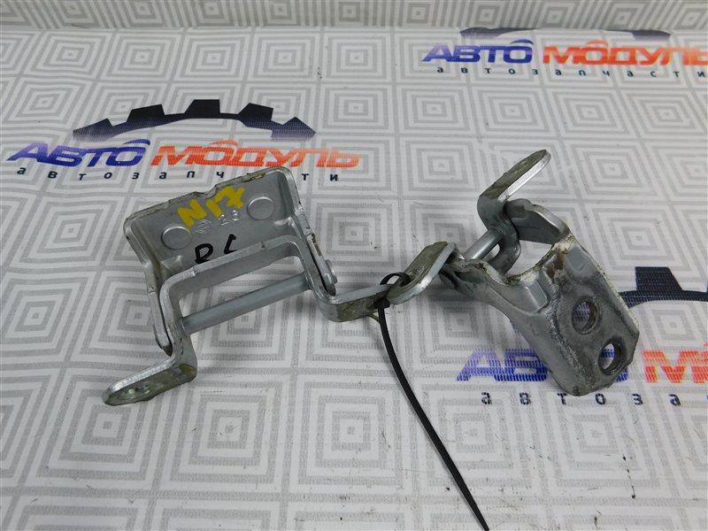 Петля дверная Nissan Latio N17-001657 HR12-DE 2012 задняя левая